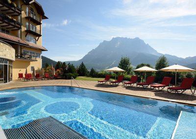Alpine Luxury Hotel Post Lermoos