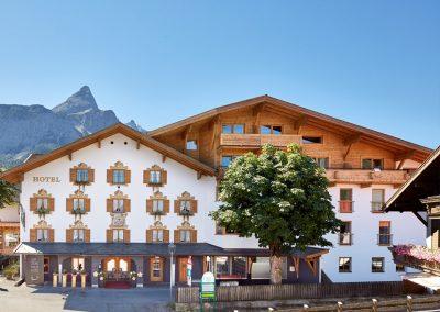 Mountain Boutique Hotel DER GRÜNE BAUM