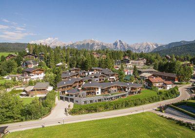 AlpenParks Chalet & Apartment Alpina