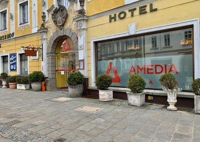 Amedia Plaza Wels Kremsmünstererhof