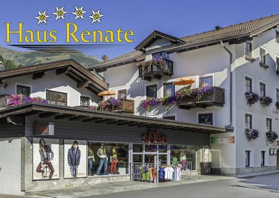 Appartement Haus Renate