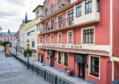 Hotel Drei Hasen Mariazell – Steiermark