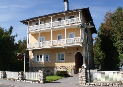 Gästehaus Gertrude