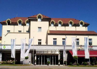 Globo Plaza Hotel