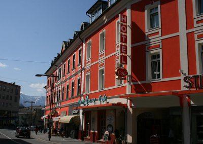 Hotel Mosser Villach