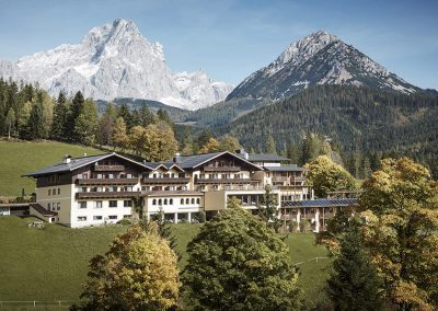 Hotel …mein Neubergerhof