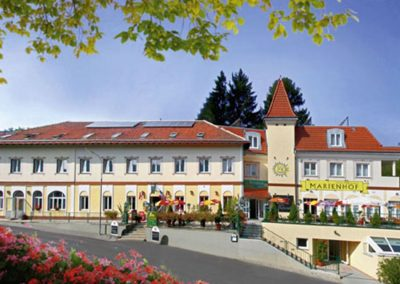 Hotel-Restaurant Marienhof