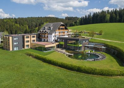 Hotel Schwarz Alm Zwettl Waldviertel