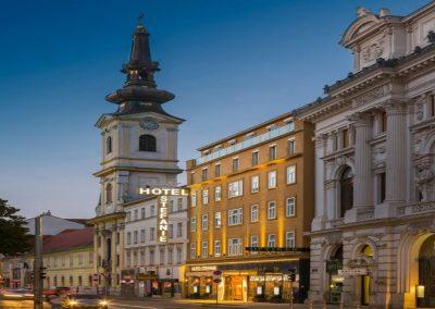 Hotel Stefanie – Das älteste Hotel in Wien