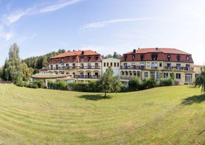 Kurhotel Moorbad Bad Großpertholz