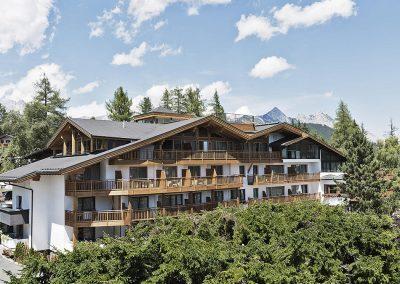 Natur & Spa Hotel Lärchenhof****s