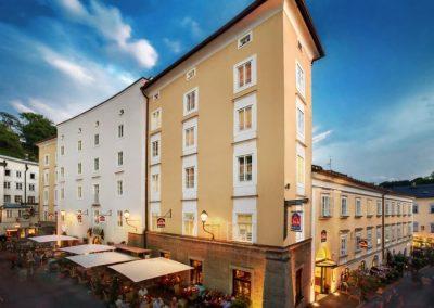 Star Inn Hotel Salzburg Gablerbräu, by Quality