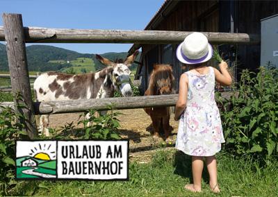Urlaub am Bauernhof Österreich